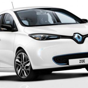 Renault Zoé électrique