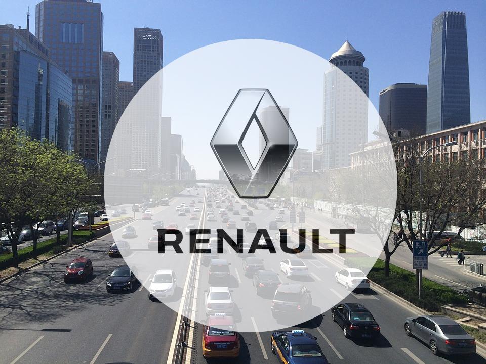 Renault en Chine