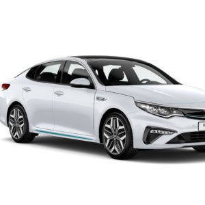 Kia Optima Hybride rechargeable