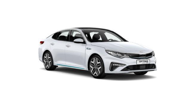 Kia Optima Hybride rechargeable