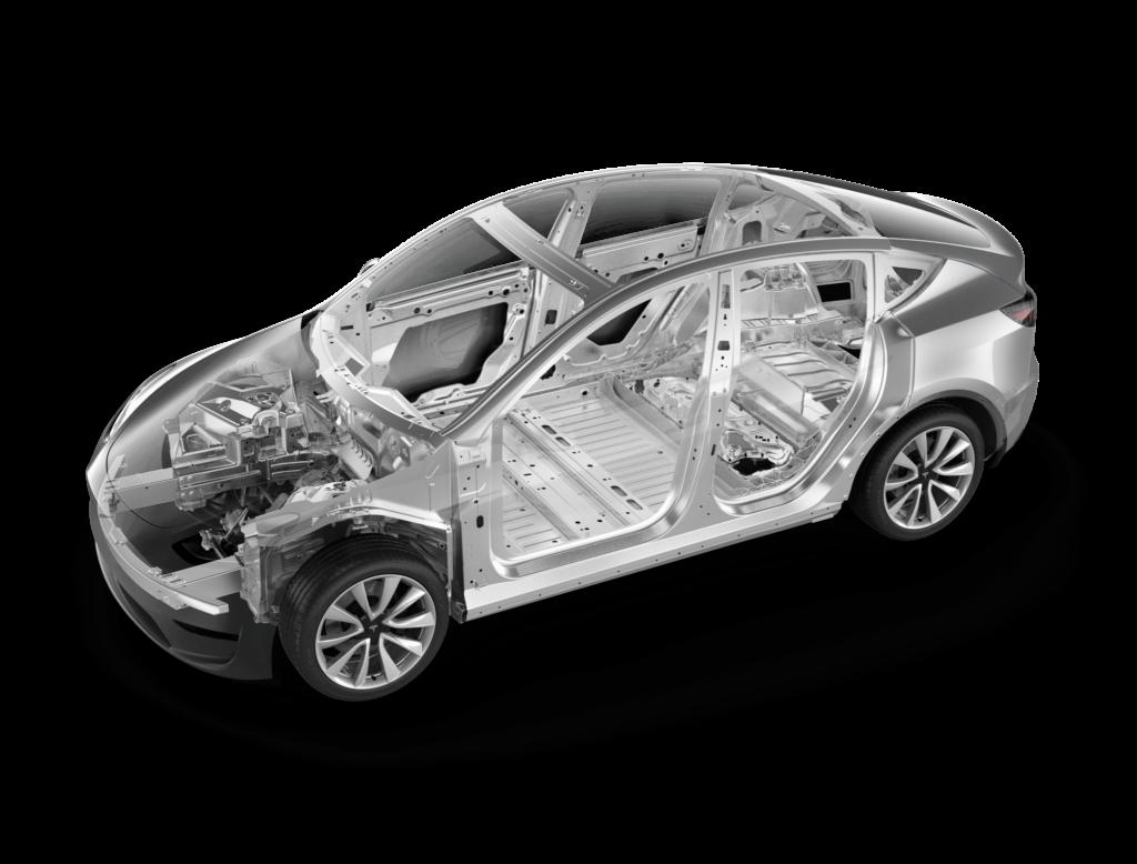 Moteur Tesla model Y