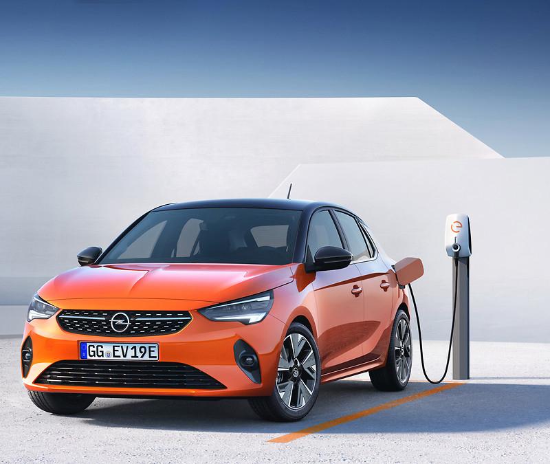 Opel Corsa électrique