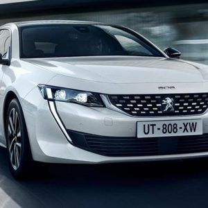 Peugeot 508 Hybride rechargeable