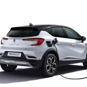 Renault Captur Plugin