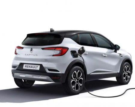 Renault Captur Plugin