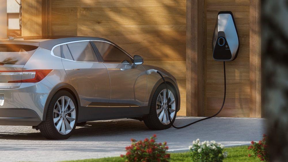 Recharge voiture électrique à domicile