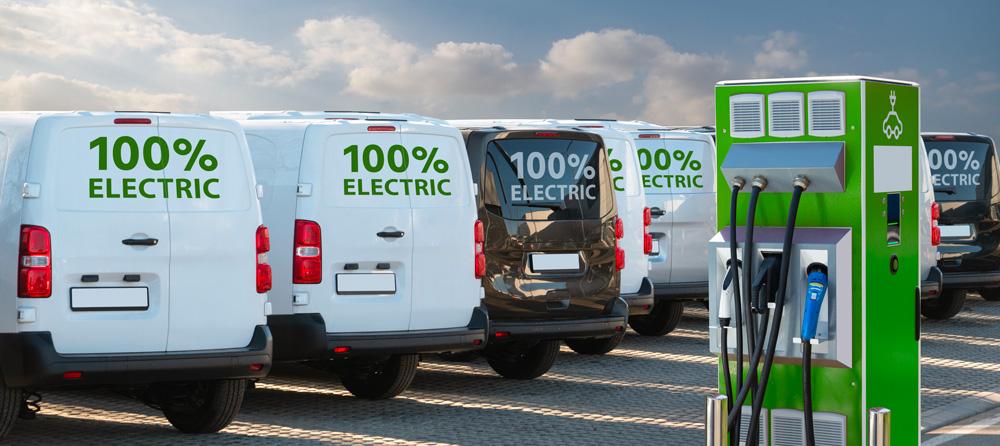 Recharge véhicule électrique en entreprise